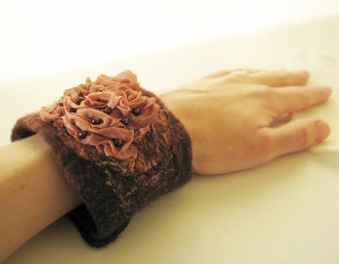 Sijafelt_Bordo_bracelet_3