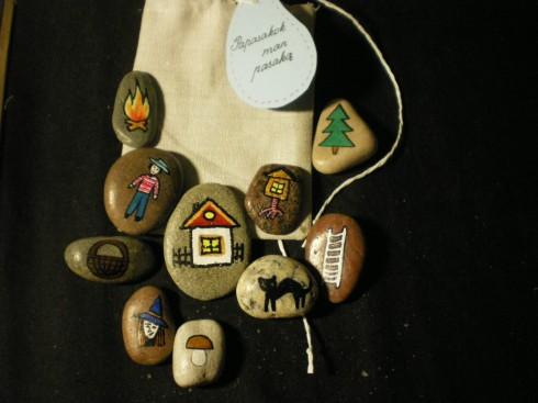 piešti-akmenukai